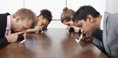 La drogue au travail - résultats du questionnaire