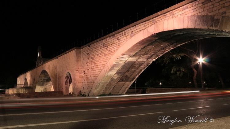 Avignon (84) : Le pont