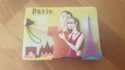 Mon super Samedi : Je suis allée voir Paris en mode 'Journée Olympique' !!