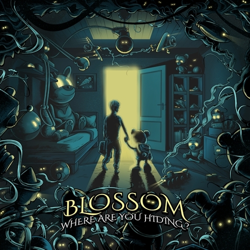 Blossom - Where Are You Hiding (2017) [Downtempo, Trip Hop]