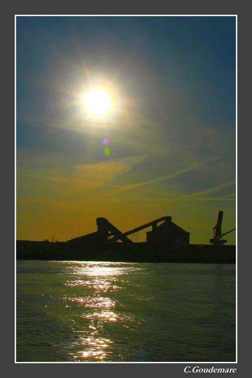 Rouen et son port