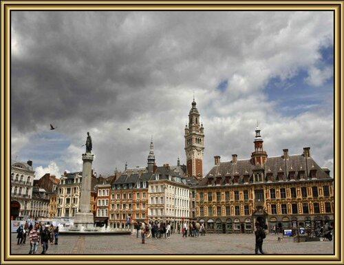 La place de Lille
