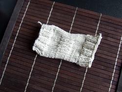{Tuto} Les moufles faciles au tricot