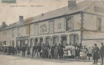 Auberge Saint-Eloi Mailly-le-Camp