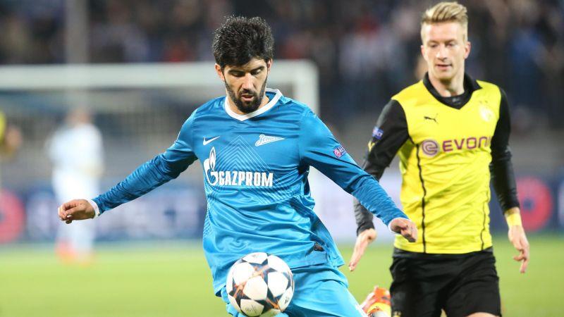 Neto vs Reus Zénit vs Dortmund