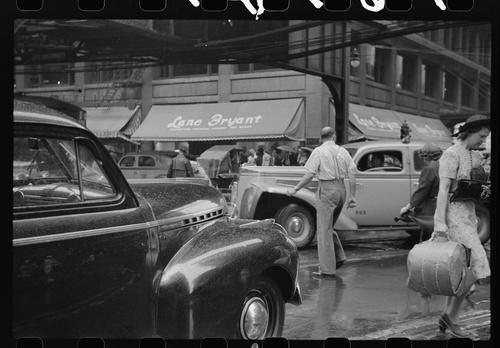 04 - Ambiance urbaine à New-York et ailleurs, suite