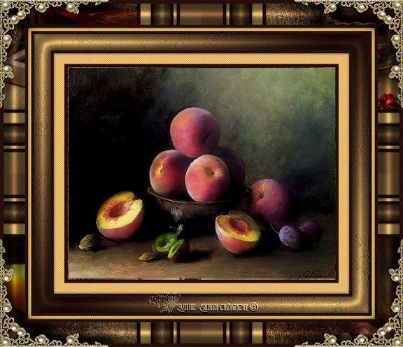 Cadre fruits 28