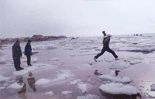 Shishmaref, le village dévoré par la mer