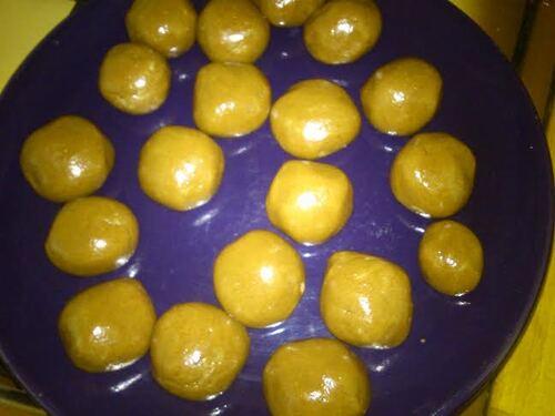 Biscuits à la pâte à tartiner pour le goûter
