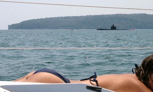 Sous marin Type 33
