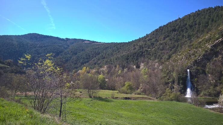 Beaux paysages...!