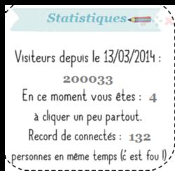 200 000 Visites