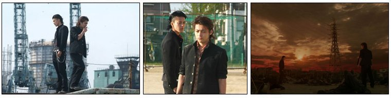 Film Japonais ❖  Crows Zero