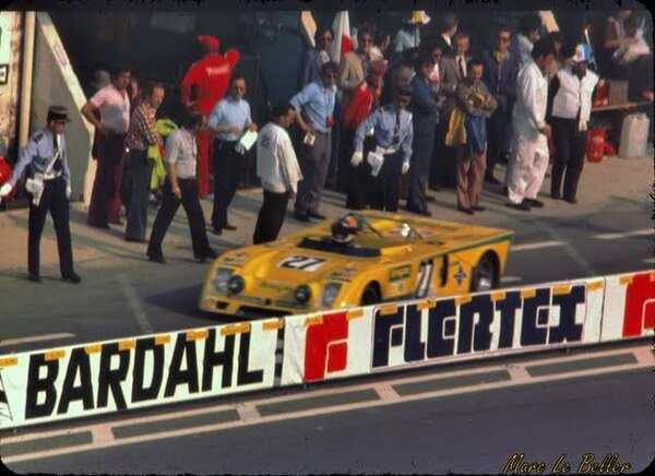 Le Mans 1973 Abandons II