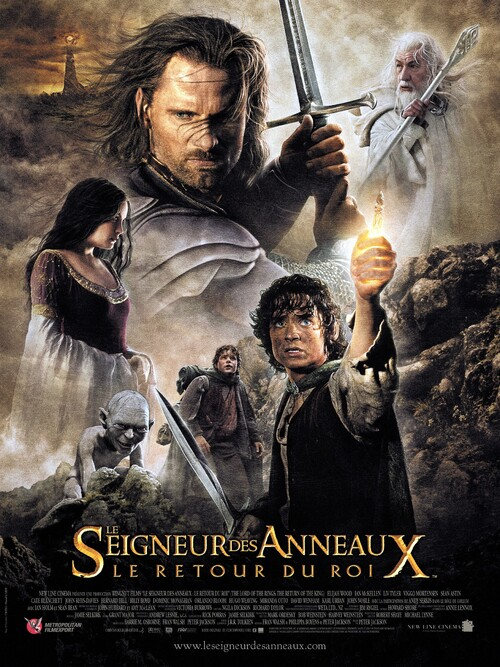 LE RETOUR DU ROI BOX OFFICE FRANCE 2003
