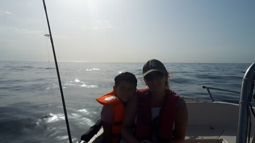 En mode guide de pêche