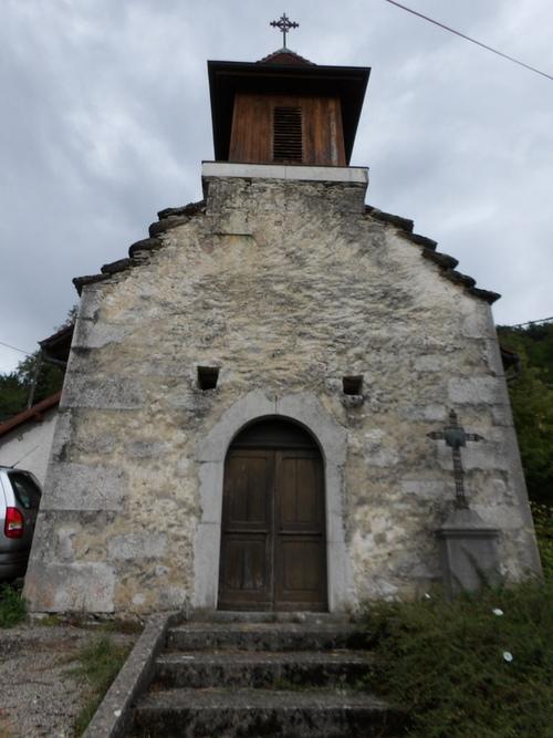La chapelle de Billieu