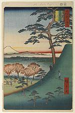 Entre Ebisu et Meguro...