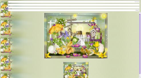 Papier Fête de Pâques 02