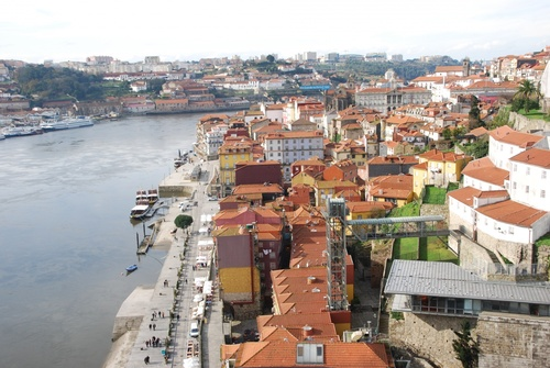 Porto, le long du Douro (photos)