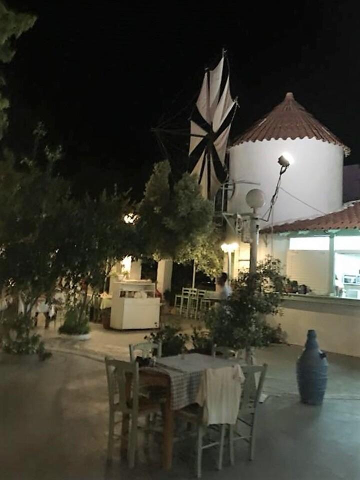 Vacances en Crète.
