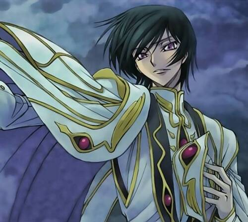 All Hail Lelouch! xD
