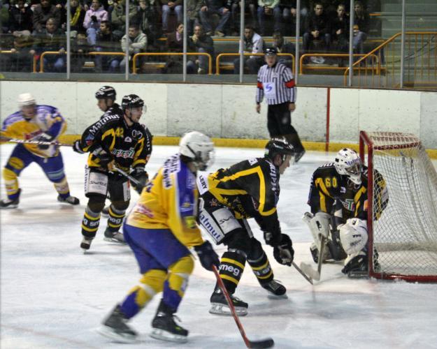 Hockey Rouen Chamonix
