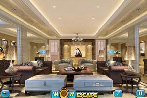 Jouer à Peaceful room escape