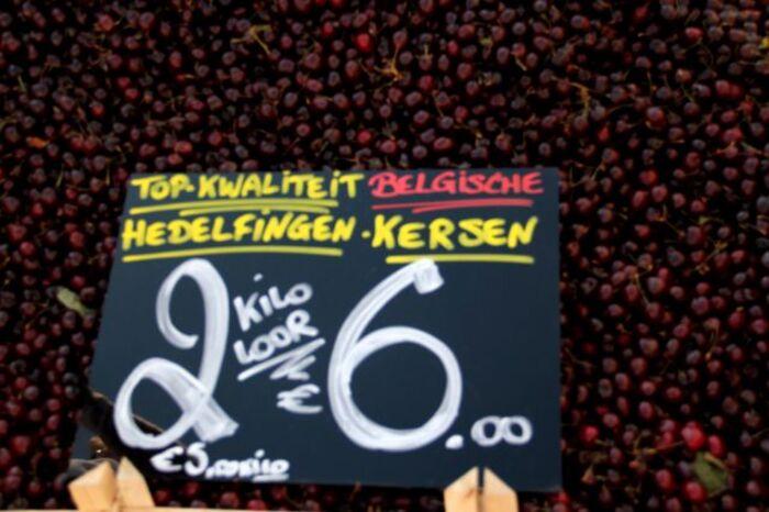 Bruges mon Amour - 3/3 : Mercredi, jour de marché
