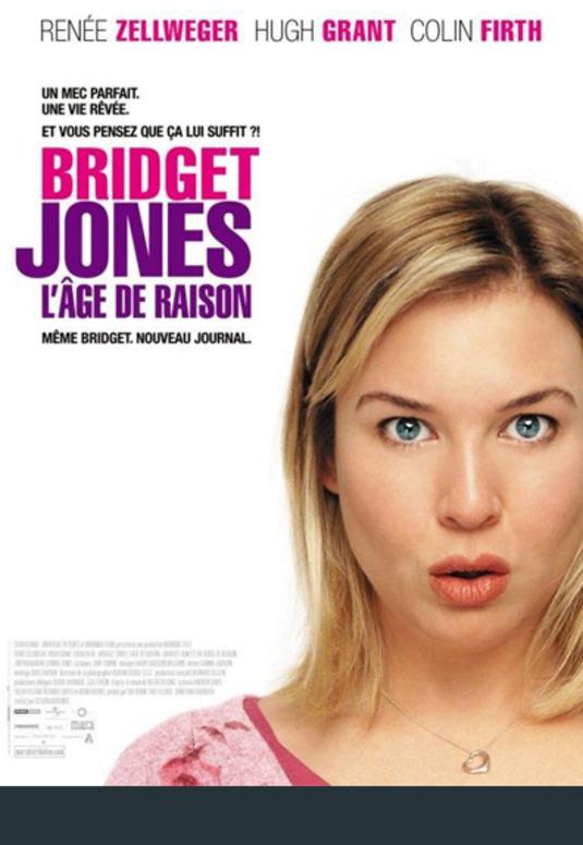 BRIDGET JONES : L'AGE DE RAISON BOX OFFICE FRANCE 2004