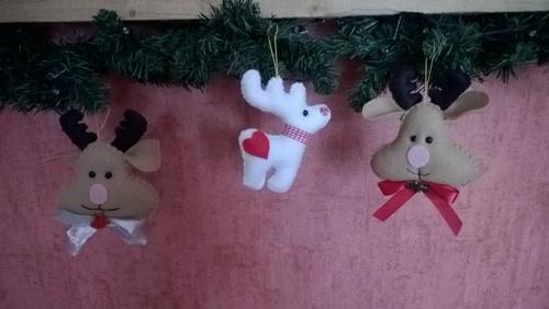 Les petits rennes de Noël n'attendent que vous !