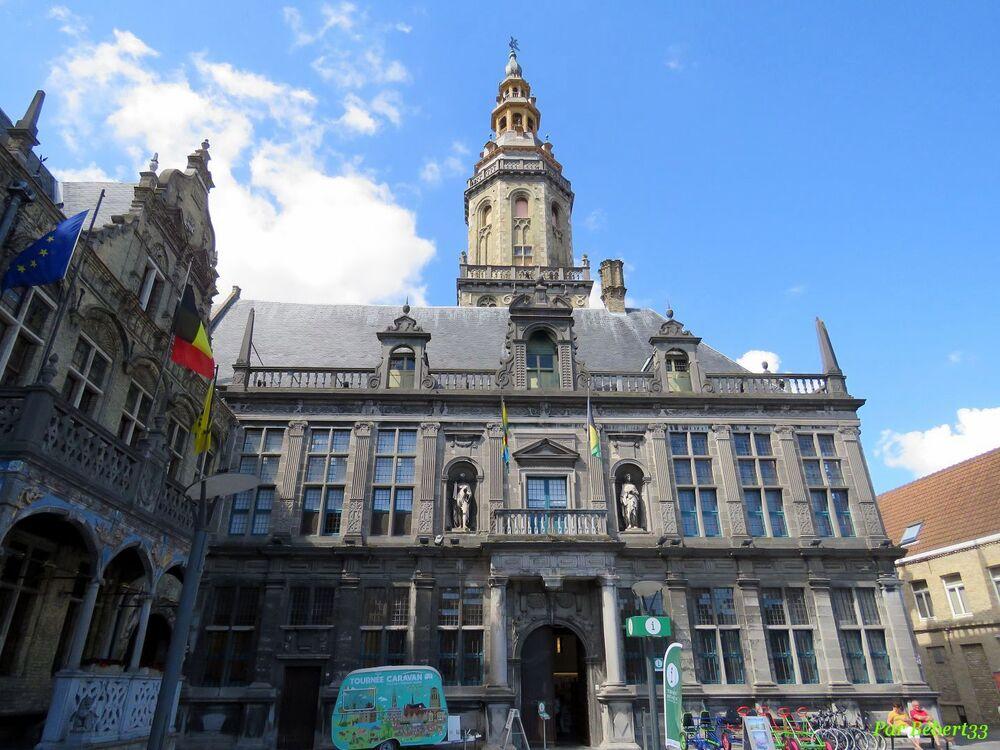 Veurne en Belgique