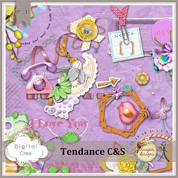 """Tendance C&S"" by Xuxper Designs"