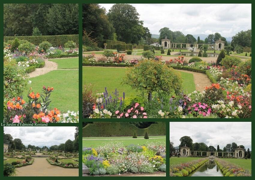 Le Jardin d'Edmond Rostand