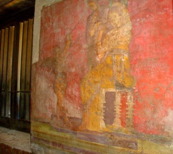 Pompei, la Villa des Mystères 9c