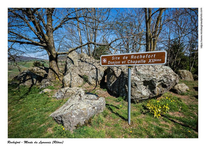 Raod trip du parc du Pilat aux monts du Lyonnais