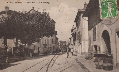 Versoix - Le Bourg