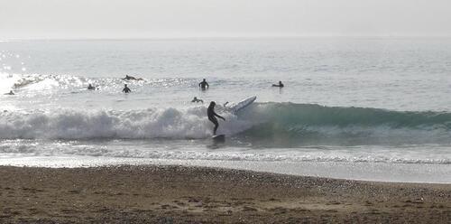 Mes vacances à Anglet (côte basque)