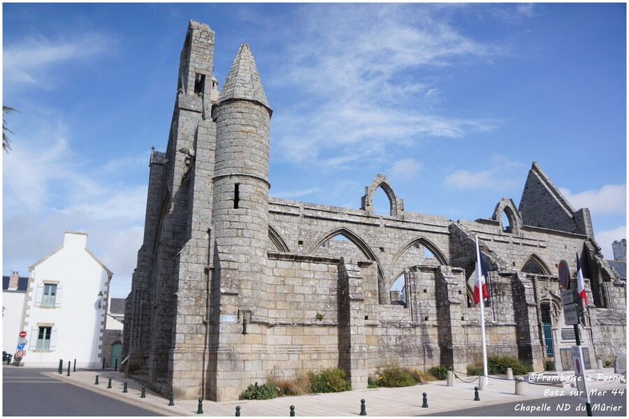 Batz sur Mer - Chapelle Notre Dame des Mûriers