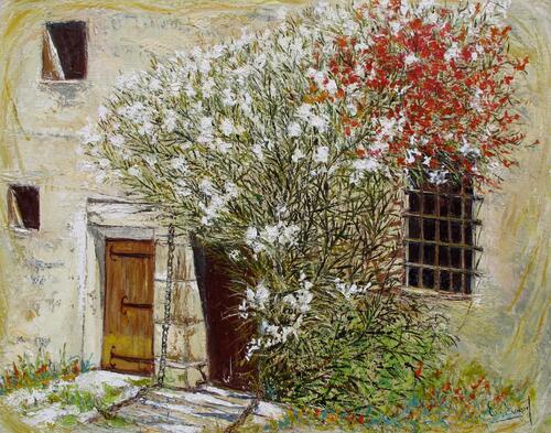 Peintures de : Claude EVRARD