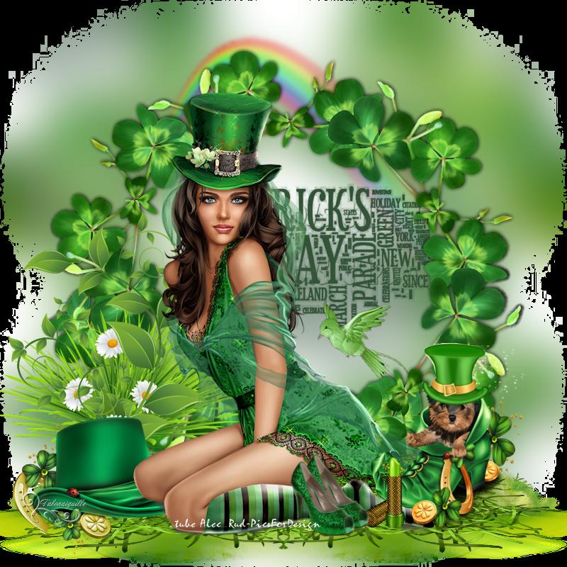 *** St-Patrick ***