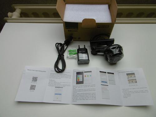 caméra de surveillance EIVOTOR
