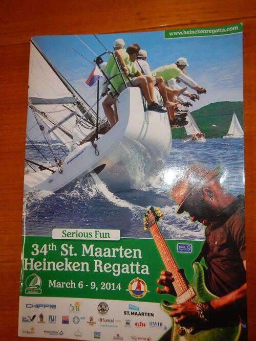 34 th. St. Maarten Heineken Régatta