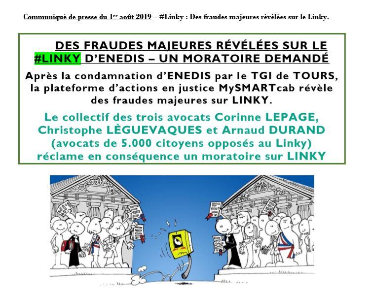 L'ex-ministre de l'environnement Corinne Lepage réclame un « moratoire » sur les compteurs Linky