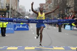 Marathon de Boston Lundi 18 Avril 2016