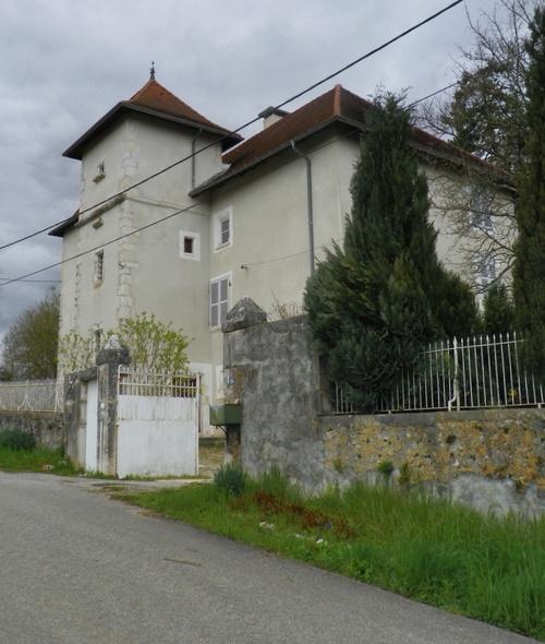 Le château de Bossieu