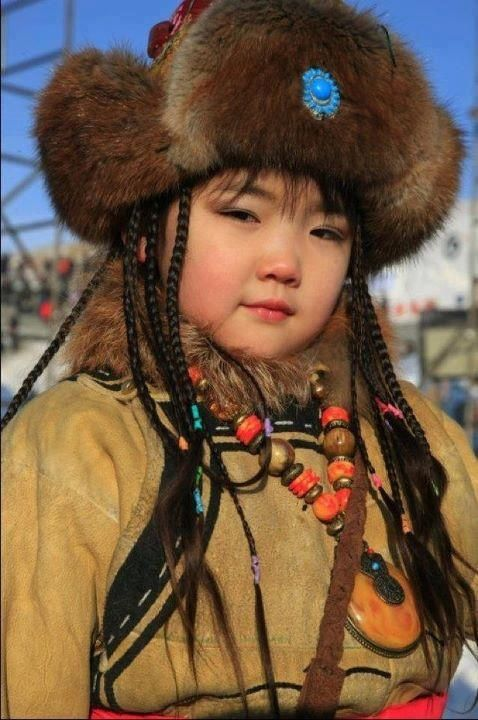 Child of Mongolia