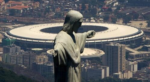 ♫ Les visiteurs en partance pour Rio ... ♫