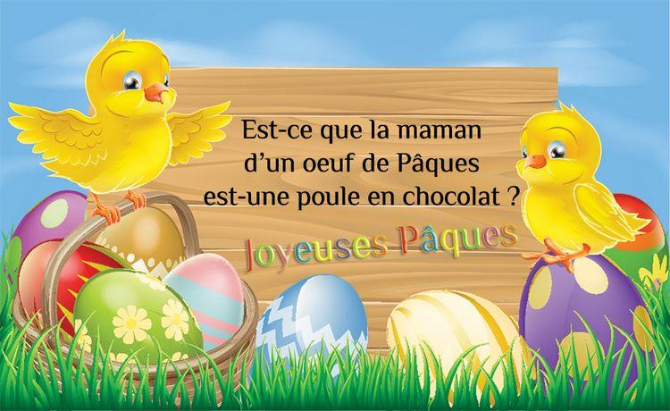C'est Pâques