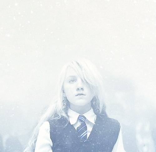 Image de evanna lynch, harry potter, and luna lovegood